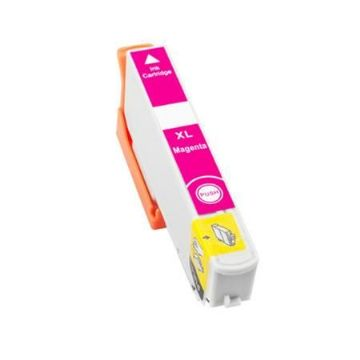 Refurbished Epson 33XL Magenta  High Capacity Ink Cartridge - (C13T33634010 - T3363) Orange